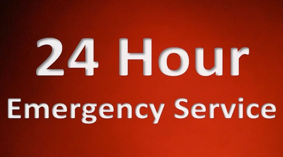 24Hour 7 Service