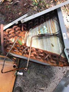 Air Conditioning Evaporator Coils