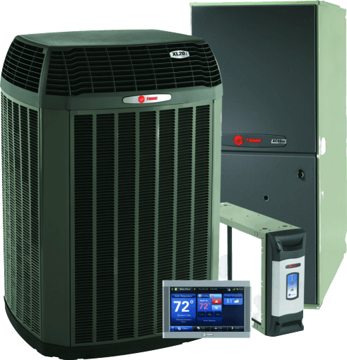 Omar Cooling and Heating trane Dealer