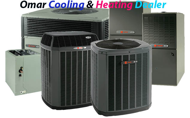 Omar Cooling and Heating Trane Dealer