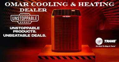 Trane Dealer Omar Cooling and Heating